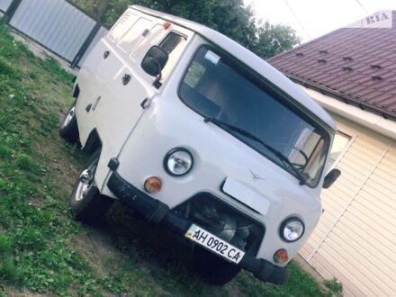 Сірий УАЗ 3741, об'ємом двигуна 2.9 л та пробігом 48 тис. км за 5300 $, фото 1 на Automoto.ua