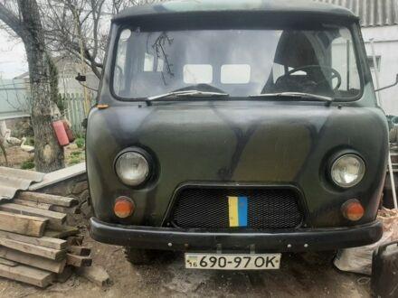 Зелений УАЗ 3741, об'ємом двигуна 2.5 л та пробігом 222 тис. км за 1500 $, фото 1 на Automoto.ua