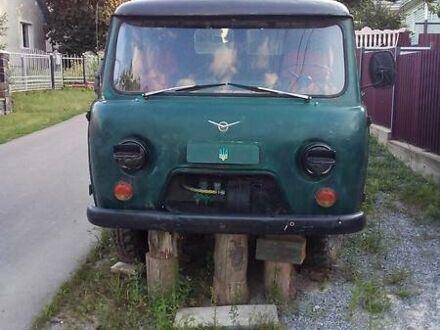 Зелений УАЗ 3741, об'ємом двигуна 2.4 л та пробігом 90 тис. км за 800 $, фото 1 на Automoto.ua