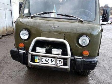 Зелений УАЗ 3741, об'ємом двигуна 2.4 л та пробігом 70 тис. км за 2600 $, фото 1 на Automoto.ua
