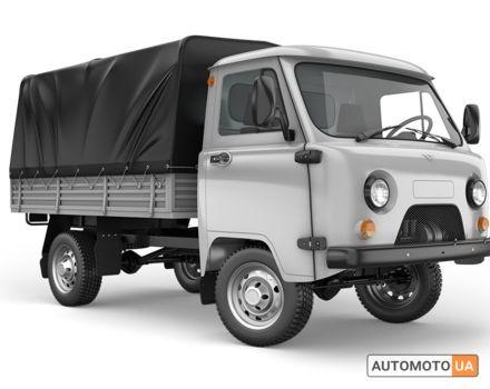 Сірий УАЗ 374195, об'ємом двигуна 2.7 л та пробігом 0 тис. км за 15466 $, фото 1 на Automoto.ua