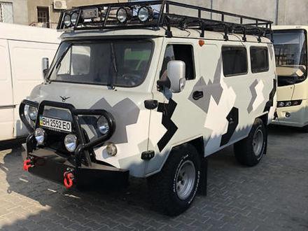 Сірий УАЗ 39062, об'ємом двигуна 2.9 л та пробігом 50 тис. км за 11000 $, фото 1 на Automoto.ua