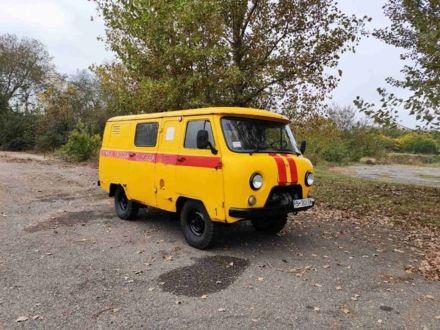 Желтый УАЗ 3909, объемом двигателя 2.45 л и пробегом 1 тыс. км за 2000 $, фото 1 на Automoto.ua