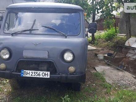 Серый УАЗ 3909, объемом двигателя 2.5 л и пробегом 78 тыс. км за 2000 $, фото 1 на Automoto.ua