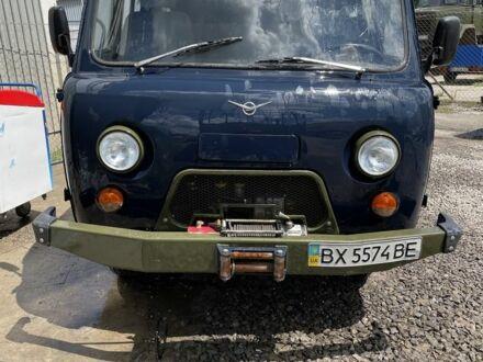 Синій УАЗ 3909, об'ємом двигуна 3 л та пробігом 1 тис. км за 5800 $, фото 1 на Automoto.ua
