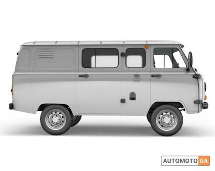Серый УАЗ 3909, объемом двигателя 2.69 л и пробегом 0 тыс. км за 16620 $, фото 1 на Automoto.ua