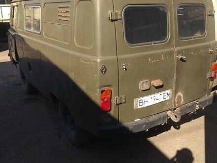 Зеленый УАЗ 3909, объемом двигателя 2.4 л и пробегом 75 тыс. км за 1150 $, фото 1 на Automoto.ua