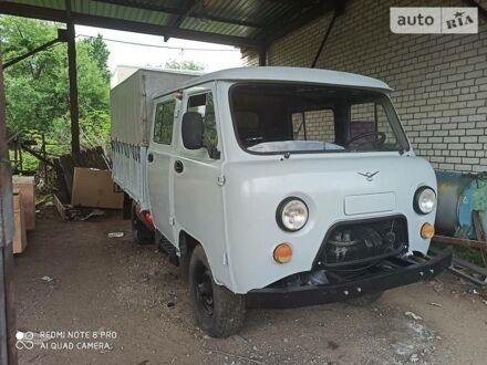 Сірий УАЗ 39094, об'ємом двигуна 0 л та пробігом 37 тис. км за 7000 $, фото 1 на Automoto.ua