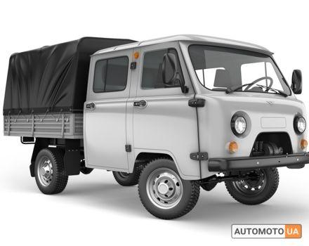 Серый УАЗ 39095, объемом двигателя 2.69 л и пробегом 0 тыс. км за 16979 $, фото 1 на Automoto.ua