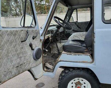 Сірий УАЗ 39099, об'ємом двигуна 2.9 л та пробігом 53 тис. км за 4000 $, фото 10 на Automoto.ua