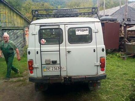 Белый УАЗ 3962, объемом двигателя 2.4 л и пробегом 100 тыс. км за 3500 $, фото 1 на Automoto.ua