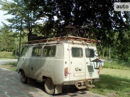 Черный УАЗ 3962, объемом двигателя 2.45 л и пробегом 120 тыс. км за 2500 $, фото 1 на Automoto.ua