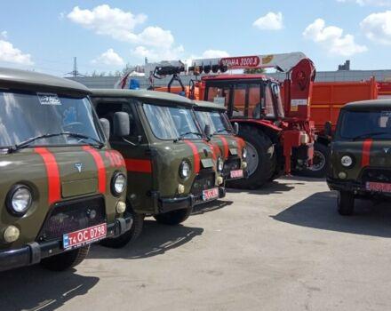 купити нове авто УАЗ 3962 2019 року від офіційного дилера АИС Киев Днепровский УАЗ фото