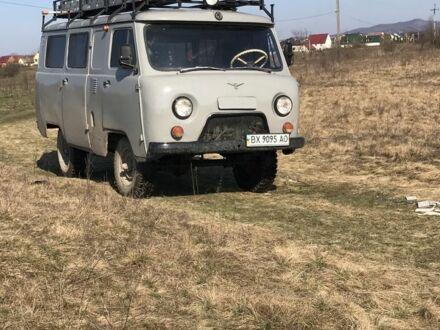 Сірий УАЗ 3962, об'ємом двигуна 2.45 л та пробігом 1 тис. км за 3000 $, фото 1 на Automoto.ua