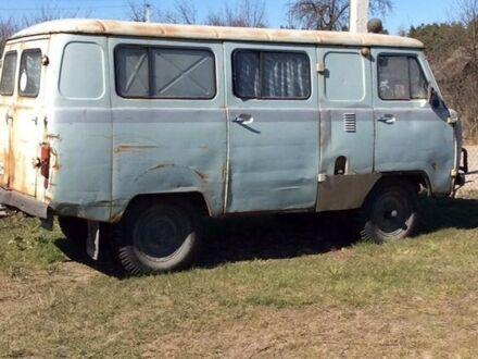Сірий УАЗ 3962, об'ємом двигуна 2.45 л та пробігом 1 тис. км за 1300 $, фото 1 на Automoto.ua