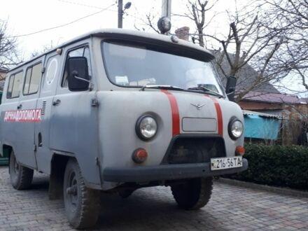 Сірий УАЗ 3962, об'ємом двигуна 2.45 л та пробігом 100 тис. км за 1286 $, фото 1 на Automoto.ua