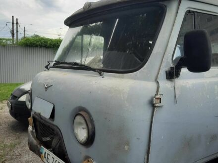 Сірий УАЗ 3962, об'ємом двигуна 2.45 л та пробігом 300 тис. км за 2040 $, фото 1 на Automoto.ua