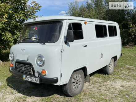 Серый УАЗ 3962, объемом двигателя 2.9 л и пробегом 36 тыс. км за 5900 $, фото 1 на Automoto.ua