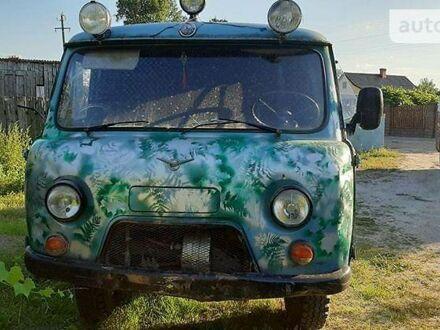 Синій УАЗ 3962, об'ємом двигуна 2.4 л та пробігом 100 тис. км за 1250 $, фото 1 на Automoto.ua