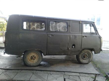 Зелений УАЗ 3962, об'ємом двигуна 2.45 л та пробігом 38 тис. км за 1350 $, фото 1 на Automoto.ua