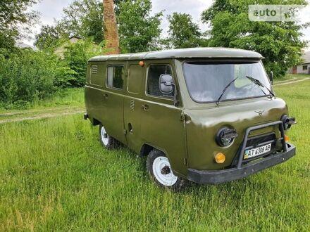 Зелений УАЗ 3962, об'ємом двигуна 2.5 л та пробігом 50 тис. км за 1799 $, фото 1 на Automoto.ua