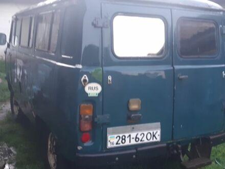 Зеленый УАЗ 3962, объемом двигателя 2 л и пробегом 20 тыс. км за 2050 $, фото 1 на Automoto.ua