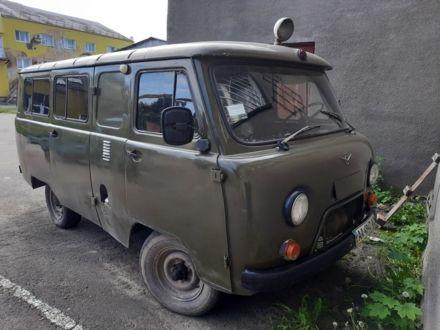 Зелений УАЗ 3962, об'ємом двигуна 2 л та пробігом 1 тис. км за 1850 $, фото 1 на Automoto.ua