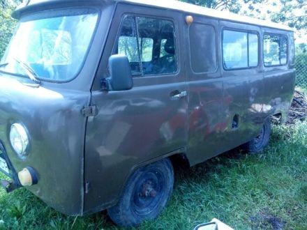 Зеленый УАЗ 3962, объемом двигателя 2.5 л и пробегом 2 тыс. км за 3100 $, фото 1 на Automoto.ua