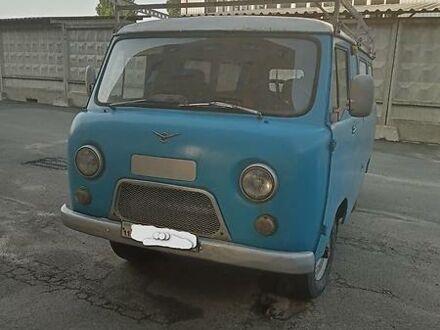 Синій УАЗ 452 вант.-пас., об'ємом двигуна 2.4 л та пробігом 85 тис. км за 2500 $, фото 1 на Automoto.ua
