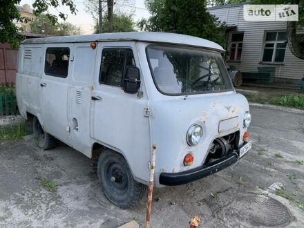 Синій УАЗ 452 вант.-пас., об'ємом двигуна 2.5 л та пробігом 100 тис. км за 2900 $, фото 1 на Automoto.ua