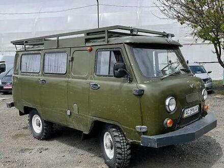 Зелений УАЗ 452 вант.-пас., об'ємом двигуна 2.4 л та пробігом 2 тис. км за 6200 $, фото 1 на Automoto.ua