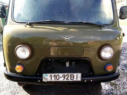 Зелений УАЗ 452 груз., об'ємом двигуна 2.5 л та пробігом 50 тис. км за 2100 $, фото 1 на Automoto.ua