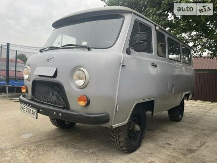 Сірий УАЗ 452 пасс., об'ємом двигуна 2.9 л та пробігом 5 тис. км за 5000 $, фото 1 на Automoto.ua