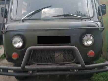 Серый УАЗ 452 пасс., объемом двигателя 3 л и пробегом 15 тыс. км за 4000 $, фото 1 на Automoto.ua