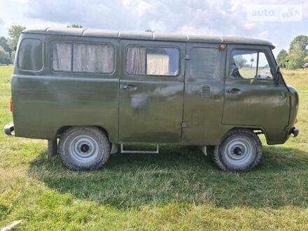 Зелений УАЗ 452 пасс., об'ємом двигуна 0 л та пробігом 90 тис. км за 5000 $, фото 1 на Automoto.ua