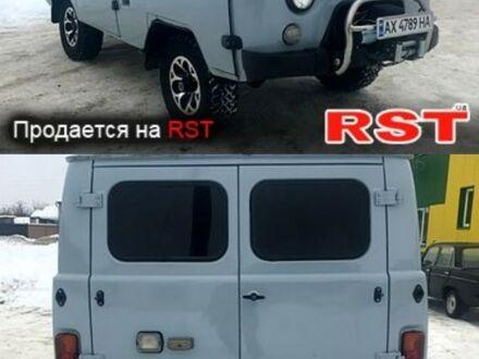 Серый УАЗ 452, объемом двигателя 2.5 л и пробегом 1 тыс. км за 6000 $, фото 1 на Automoto.ua