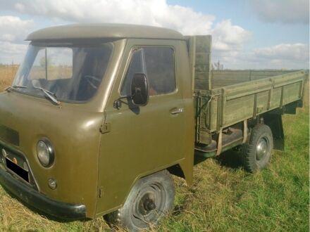 Зеленый УАЗ 452, объемом двигателя 0 л и пробегом 100 тыс. км за 2000 $, фото 1 на Automoto.ua