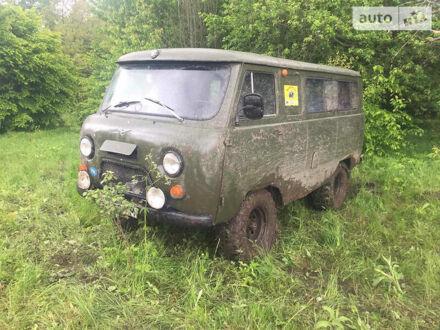 Зелений УАЗ 452П, об'ємом двигуна 2.4 л та пробігом 4 тис. км за 2800 $, фото 1 на Automoto.ua