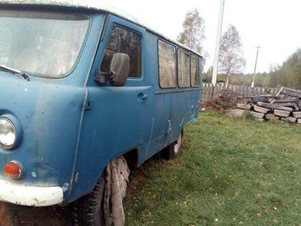 Синий УАЗ 452В, объемом двигателя 0 л и пробегом 100 тыс. км за 1400 $, фото 1 на Automoto.ua