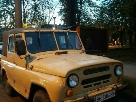 Бежевий УАЗ 469, об'ємом двигуна 2.4 л та пробігом 100 тис. км за 3000 $, фото 1 на Automoto.ua