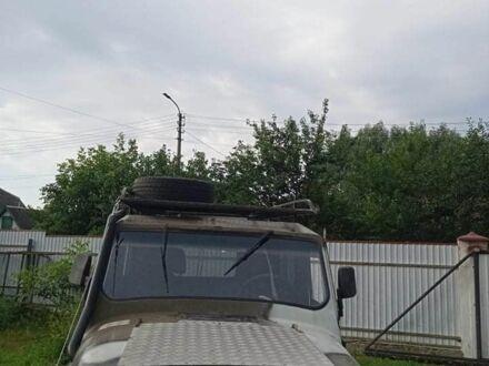 Бронзовий УАЗ 469, об'ємом двигуна 2.4 л та пробігом 70 тис. км за 1500 $, фото 1 на Automoto.ua