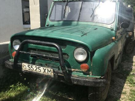 УАЗ 469, об'ємом двигуна 0 л та пробігом 100 тис. км за 1400 $, фото 1 на Automoto.ua