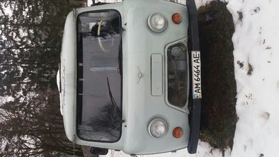 Сірий УАЗ 469, об'ємом двигуна 2 л та пробігом 50 тис. км за 1111 $, фото 1 на Automoto.ua
