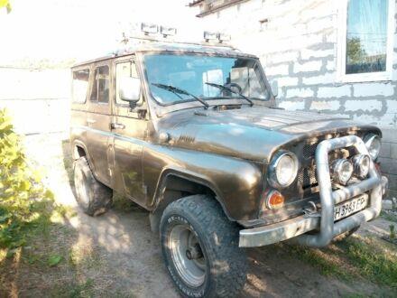 Зелений УАЗ 469, об'ємом двигуна 2.4 л та пробігом 100 тис. км за 2500 $, фото 1 на Automoto.ua