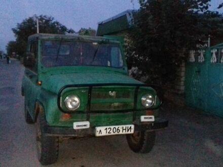 Зелений УАЗ 469, об'ємом двигуна 2.8 л та пробігом 200 тис. км за 2300 $, фото 1 на Automoto.ua