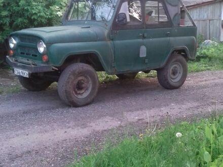 Зелений УАЗ 469, об'ємом двигуна 2.45 л та пробігом 1 тис. км за 1323 $, фото 1 на Automoto.ua