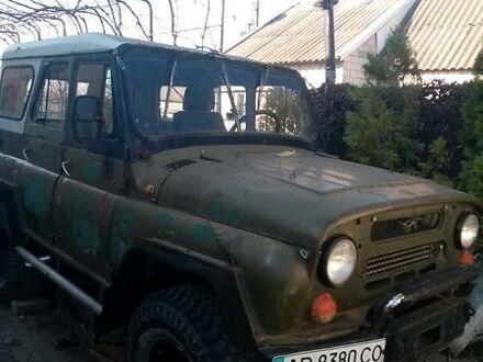 Зеленый УАЗ 469, объемом двигателя 2.5 л и пробегом 50 тыс. км за 2200 $, фото 1 на Automoto.ua