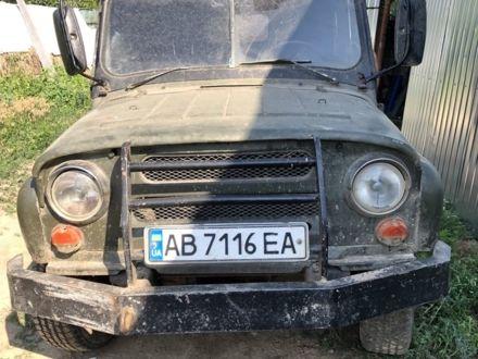 Зелений УАЗ 469, об'ємом двигуна 2.4 л та пробігом 1 тис. км за 1300 $, фото 1 на Automoto.ua