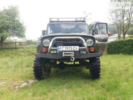 Зелений УАЗ 469, об'ємом двигуна 2.4 л та пробігом 10 тис. км за 4200 $, фото 1 на Automoto.ua