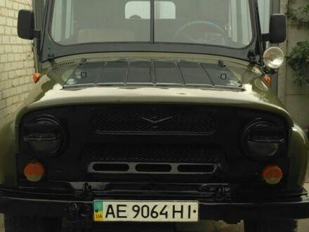 Зелений УАЗ 469, об'ємом двигуна 2.4 л та пробігом 1 тис. км за 2205 $, фото 1 на Automoto.ua